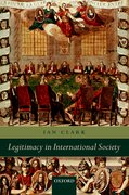 Cover for Legitimacy in International Society