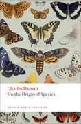 Cover for On the Origin of Species