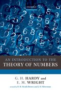 Cover for An Introduction to the Theory of Numbers
