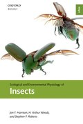 Cover for Ecological and Environmental Physiology of Insects
