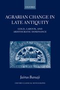 Cover for Agrarian Change in Late Antiquity