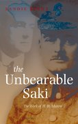 Cover for The Unbearable Saki