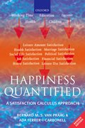 Cover for Happiness Quantified