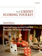 Cover for The Credit Scoring Toolkit