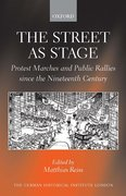Cover for The Street as Stage