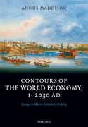 Cover for Contours of the World Economy 1-2030 AD
