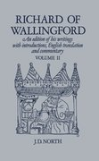 Cover for Richard of Wallingford Vol 2