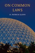 Cover for On Common Laws
