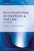 Cover for Multinational Enterprises & the Law