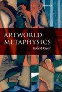 Cover for Artworld Metaphysics
