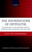 Cover for The Foundations of Ostpolitik