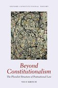 Cover for Beyond Constitutionalism
