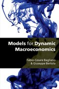 Cover for Models for Dynamic Macroeconomics