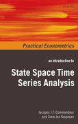 Cover for An Introduction to State Space Time Series Analysis