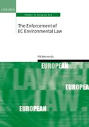 Cover for The Enforcement of EC Environmental Law