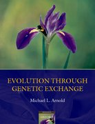 Cover for Evolution through Genetic Exchange