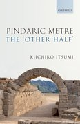 Cover for Pindaric Metre: The