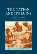Cover for The Nation and its Ruins