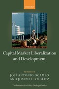 Cover for Capital Market Liberalization and Development