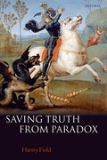 Cover for Saving Truth From Paradox