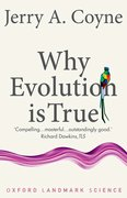 Cover for Why Evolution is True