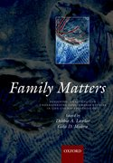 Cover for Family matters