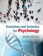 Cover for Evolution and Genetics for Psychology