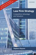 Cover for Law Firm Strategy
