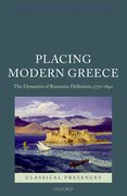 Cover for Placing Modern Greece