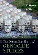 Cover for The Oxford Handbook of Genocide Studies