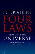 Cover for Four Laws That Drive the Universe