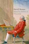 Cover for David Hume: Moral and Political Theorist