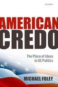 Cover for American Credo