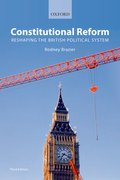 Cover for Constitutional Reform