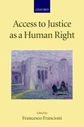 Cover for Access to Justice as a Human Right