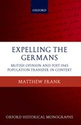 Cover for Expelling the Germans