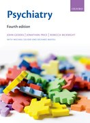 Cover for Psychiatry