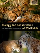 Cover for The Biology and Conservation of Wild Felids