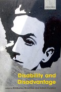 Cover for Disability and Disadvantage