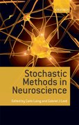 Cover for Stochastic Methods in Neuroscience