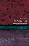 Cover for Paganism: A Very Short Introduction