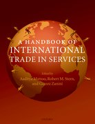 Cover for A Handbook of International Trade in Services