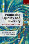 Cover for Promoting Equality and Diversity: A Practitioner