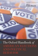 Cover for The Oxford Handbook of American Elections and Political Behavior