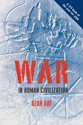Cover for War in Human Civilization