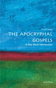 Cover for The Apocryphal Gospels: A Very Short Introduction