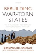 Cover for Rebuilding War-Torn States
