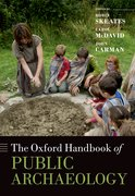 Cover for The Oxford Handbook of Public Archaeology