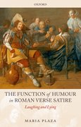 Cover for The Function of Humour in Roman Verse Satire