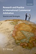 Cover for Research and Practice in International Commercial Arbitration